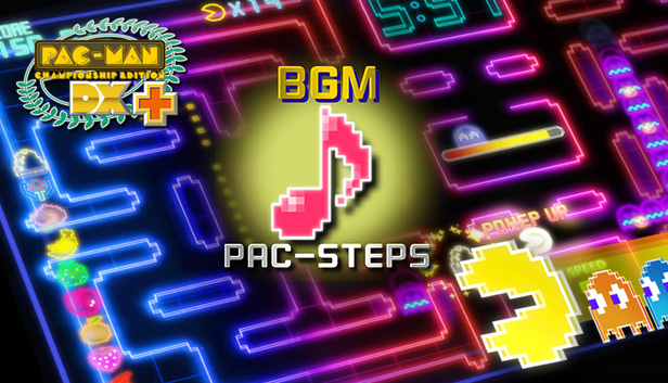 Pac-Man Championship Edition DX+: Pac Steps BGM screenshot