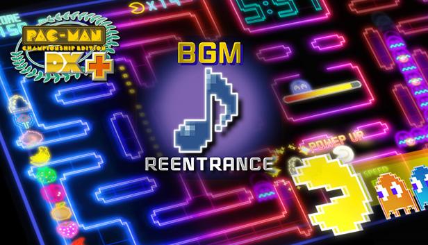Pac-Man Championship Edition DX+: Reentrance BGM screenshot