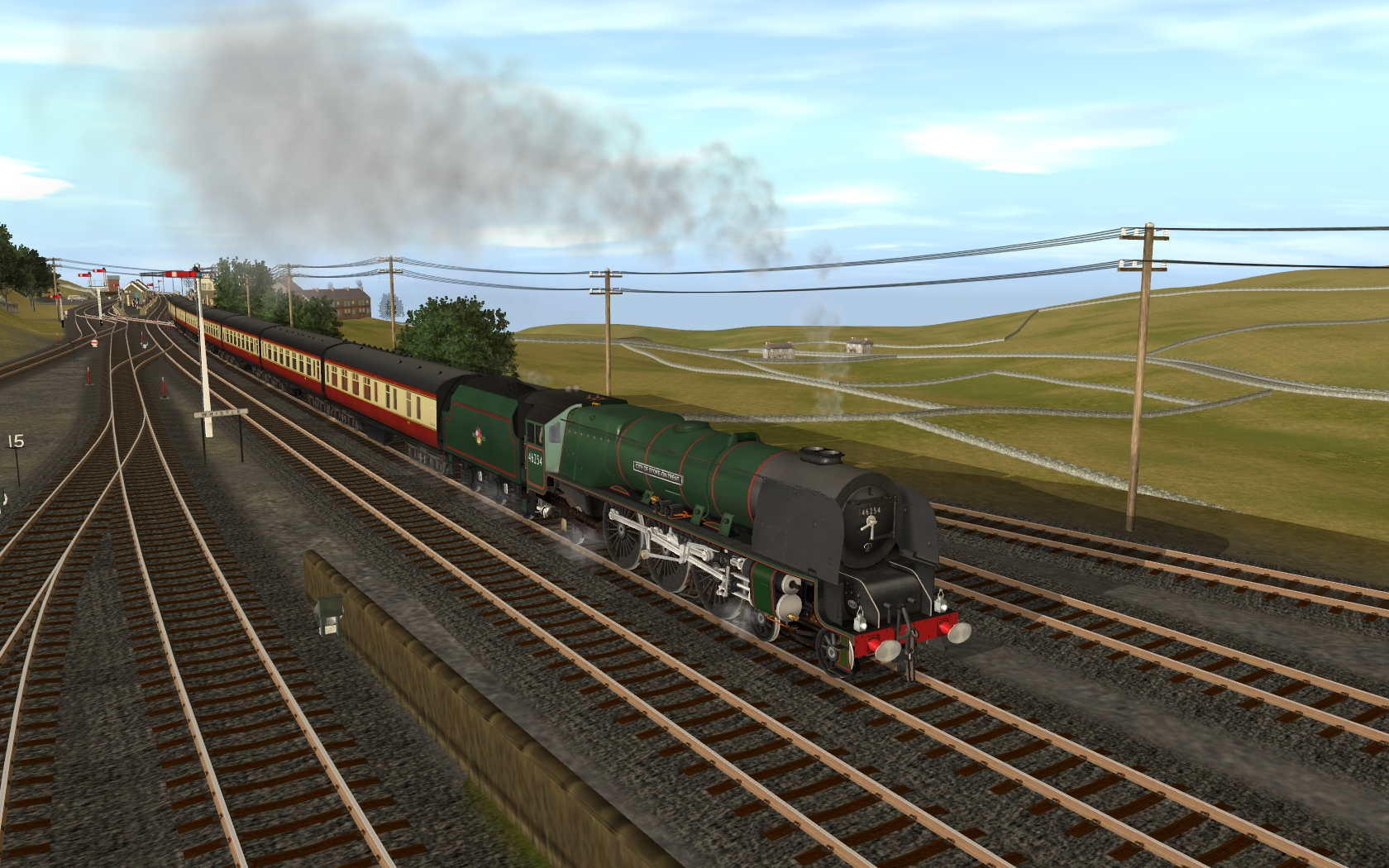 Trainz Simulator DLC: The Duchess screenshot