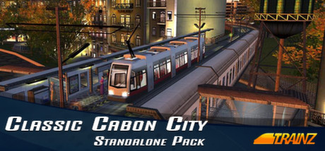 Trainz: Classic Cabon City