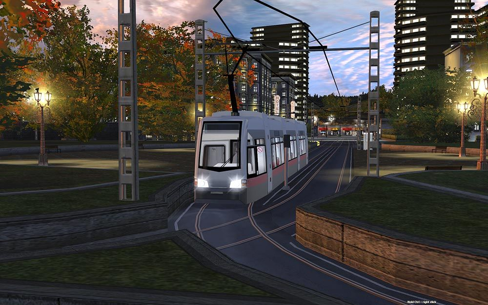 Trainz: Classic Cabon City screenshot