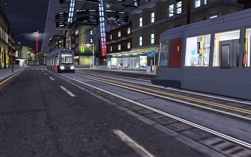 Trainz: Classic Cabon City screenshot