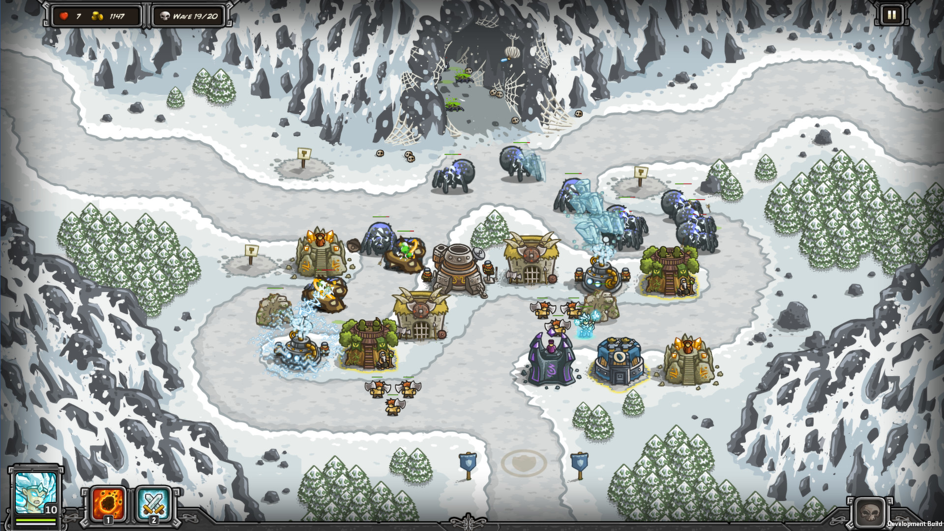 Kingdom Rush [RePack] [2014|Rus|Eng]