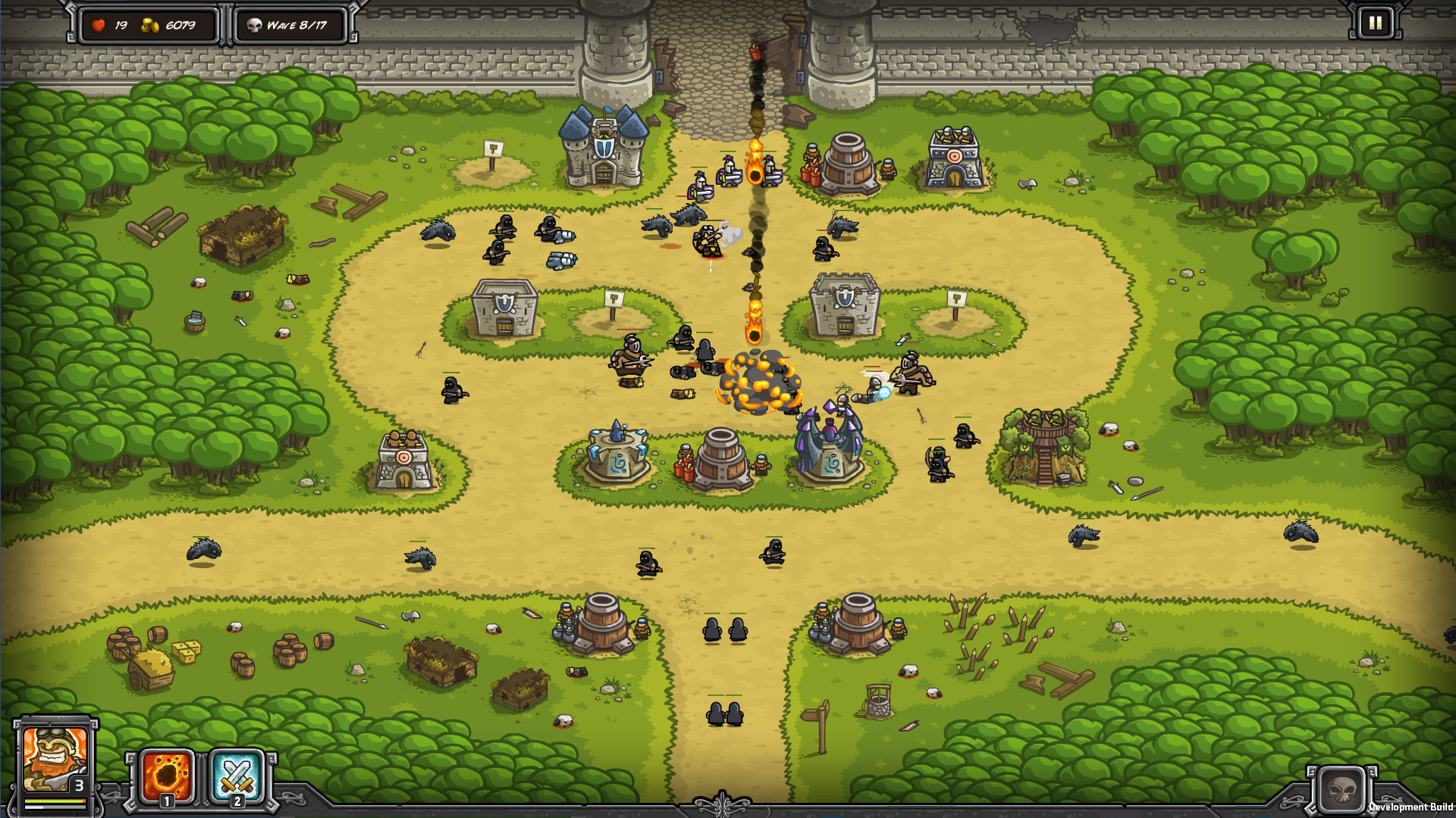 how to play kingdom rush