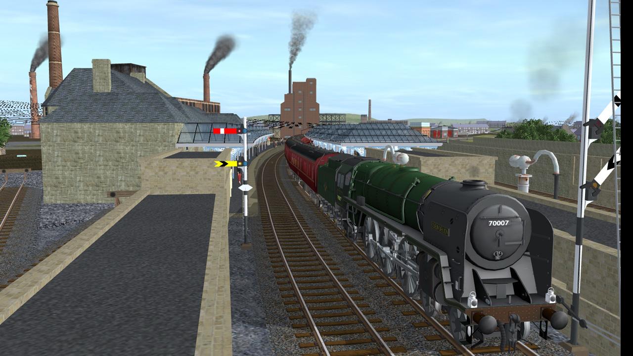 Trainz Settle and Carlisle screenshot
