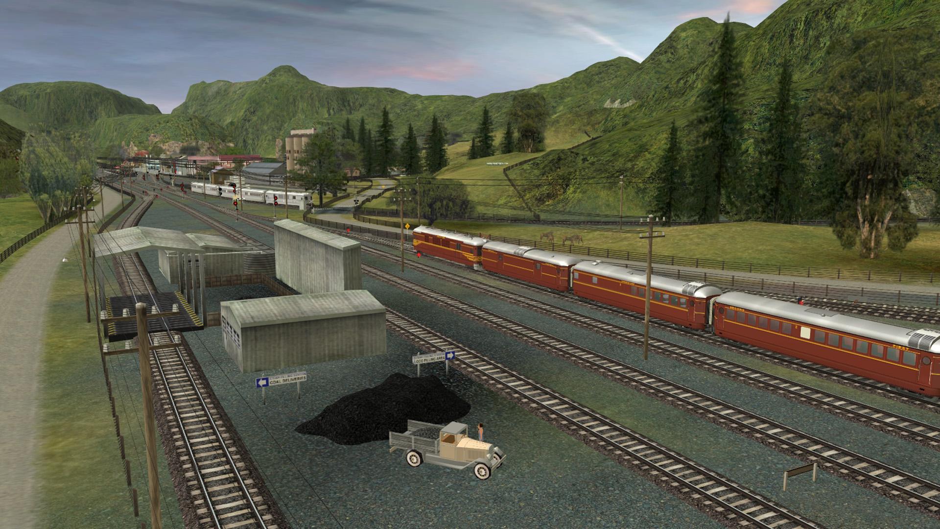 Trainz: Murchison 2 screenshot