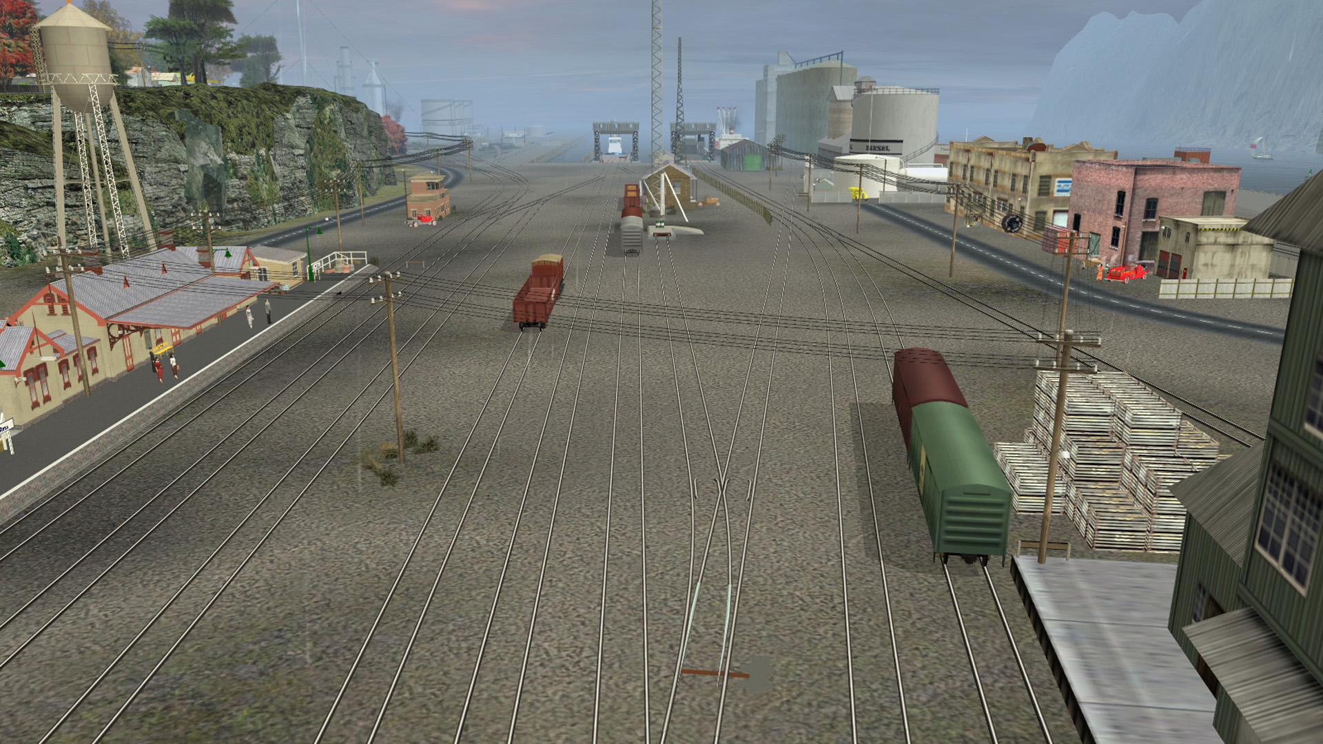 Trainz: Murchison 2 screenshot