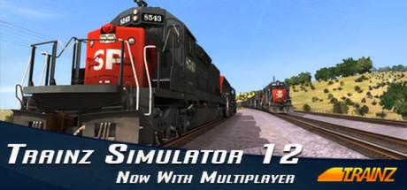 Trainz Simulator 12
