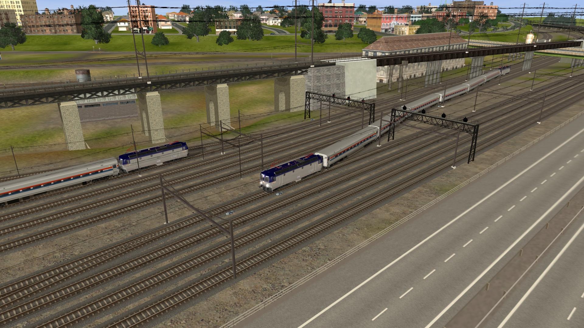 Trainz Simulator 12 screenshot