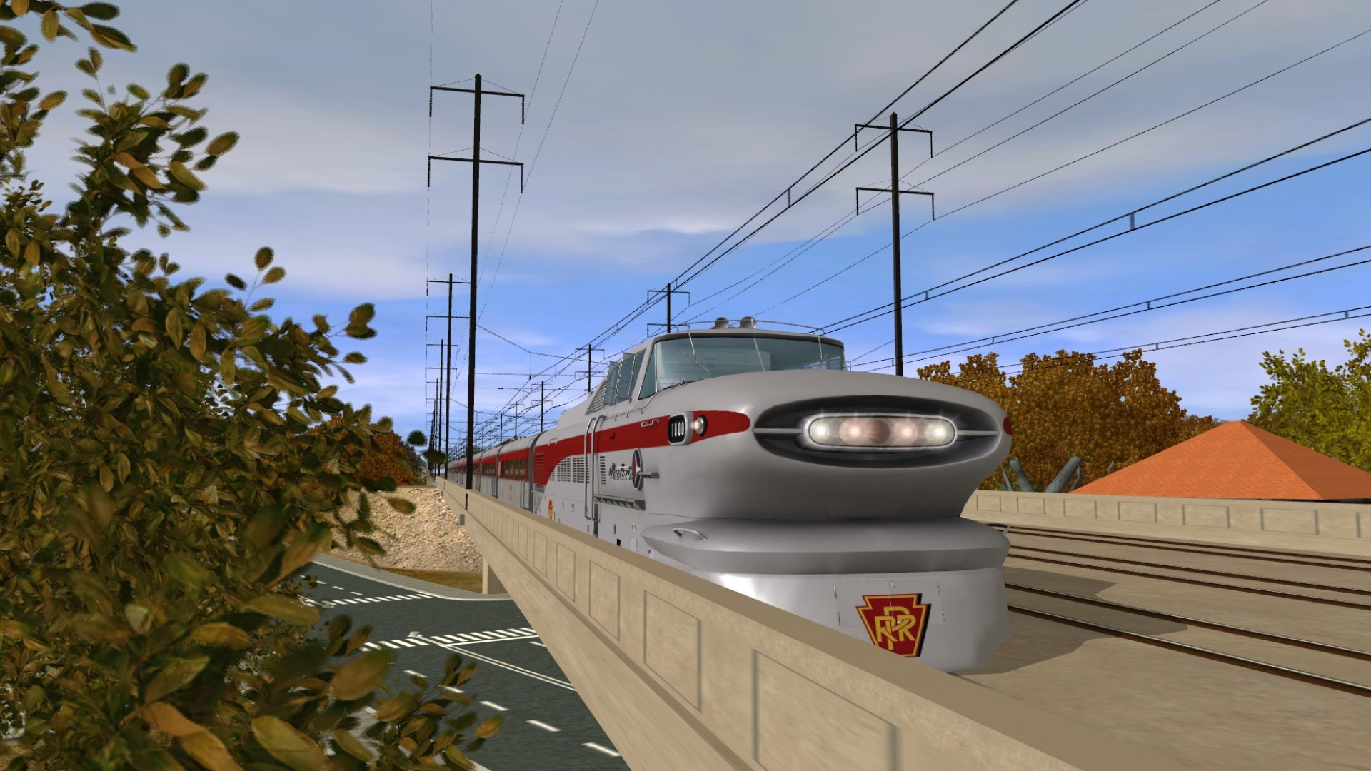 Trainz Simulator DLC: Aerotrain screenshot