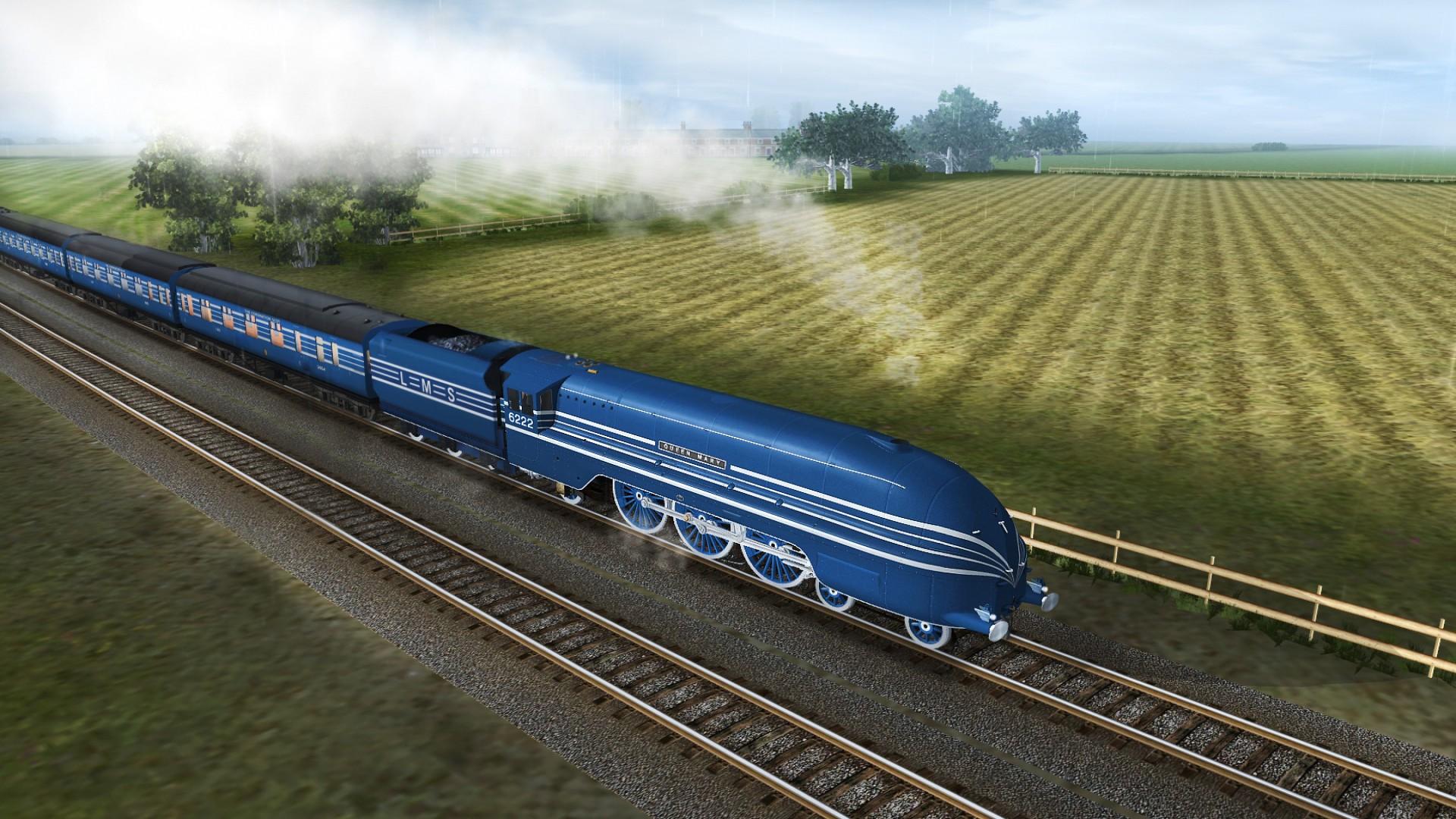 Trainz Simulator DLC: Coronation Scot screenshot