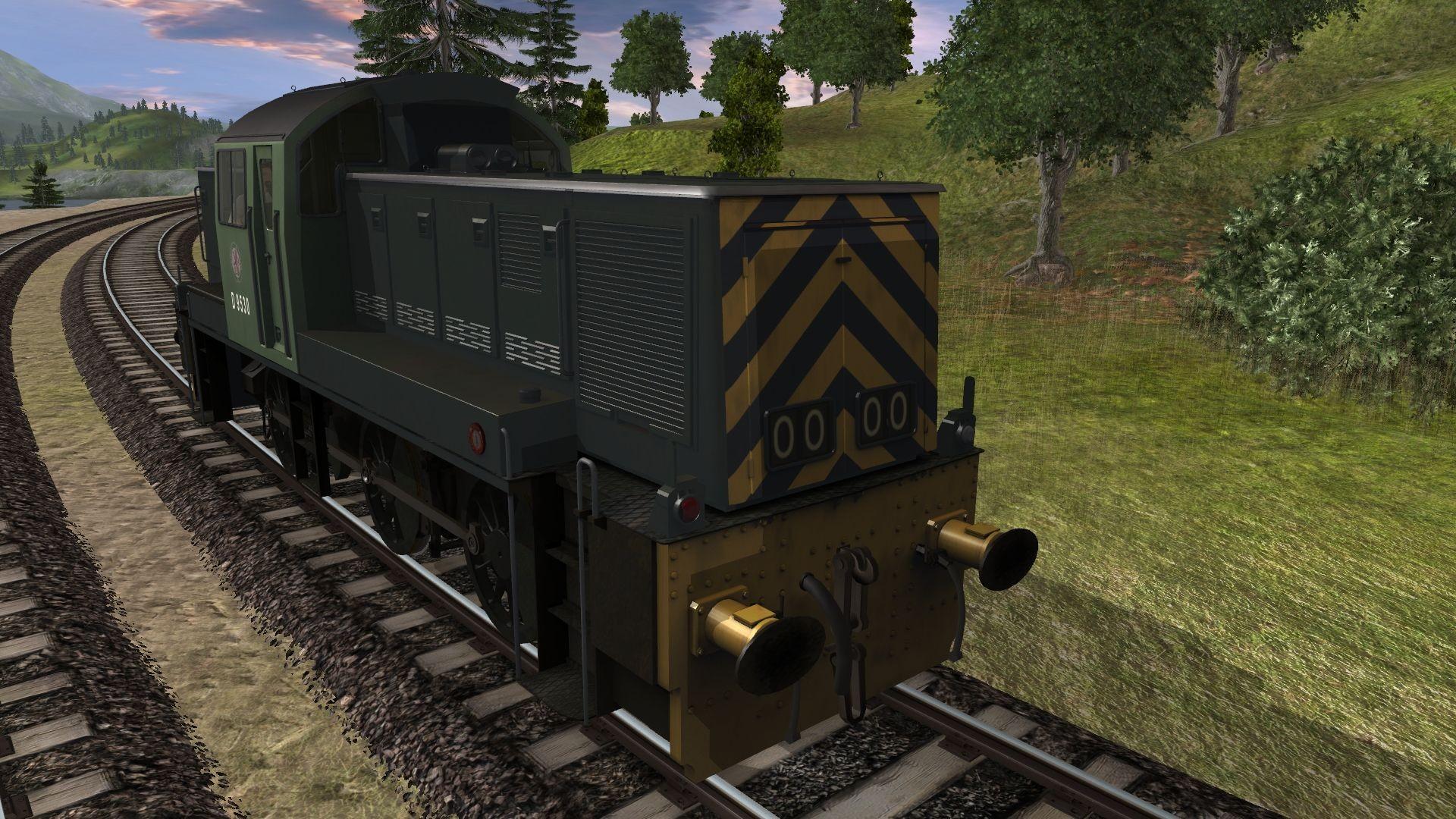 Trainz Simulator DLC: BR Class 14 screenshot