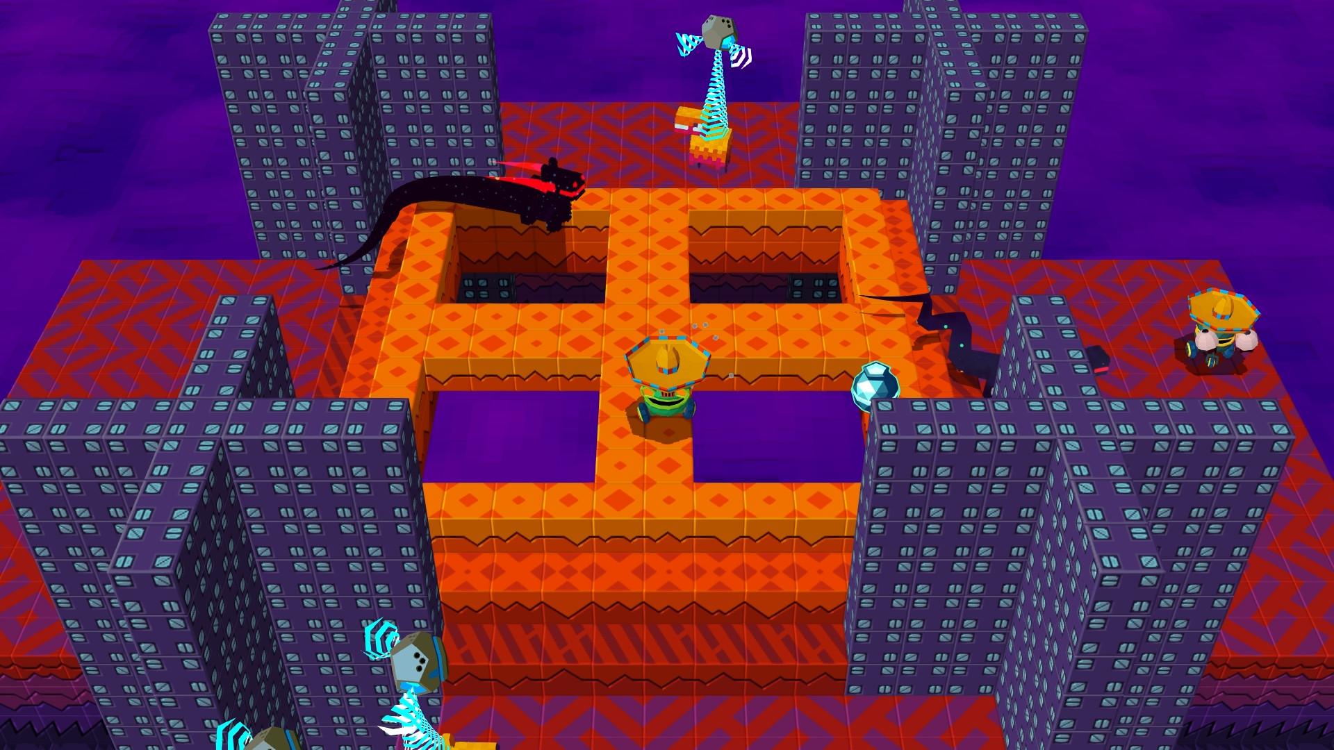 Bombernauts screenshot