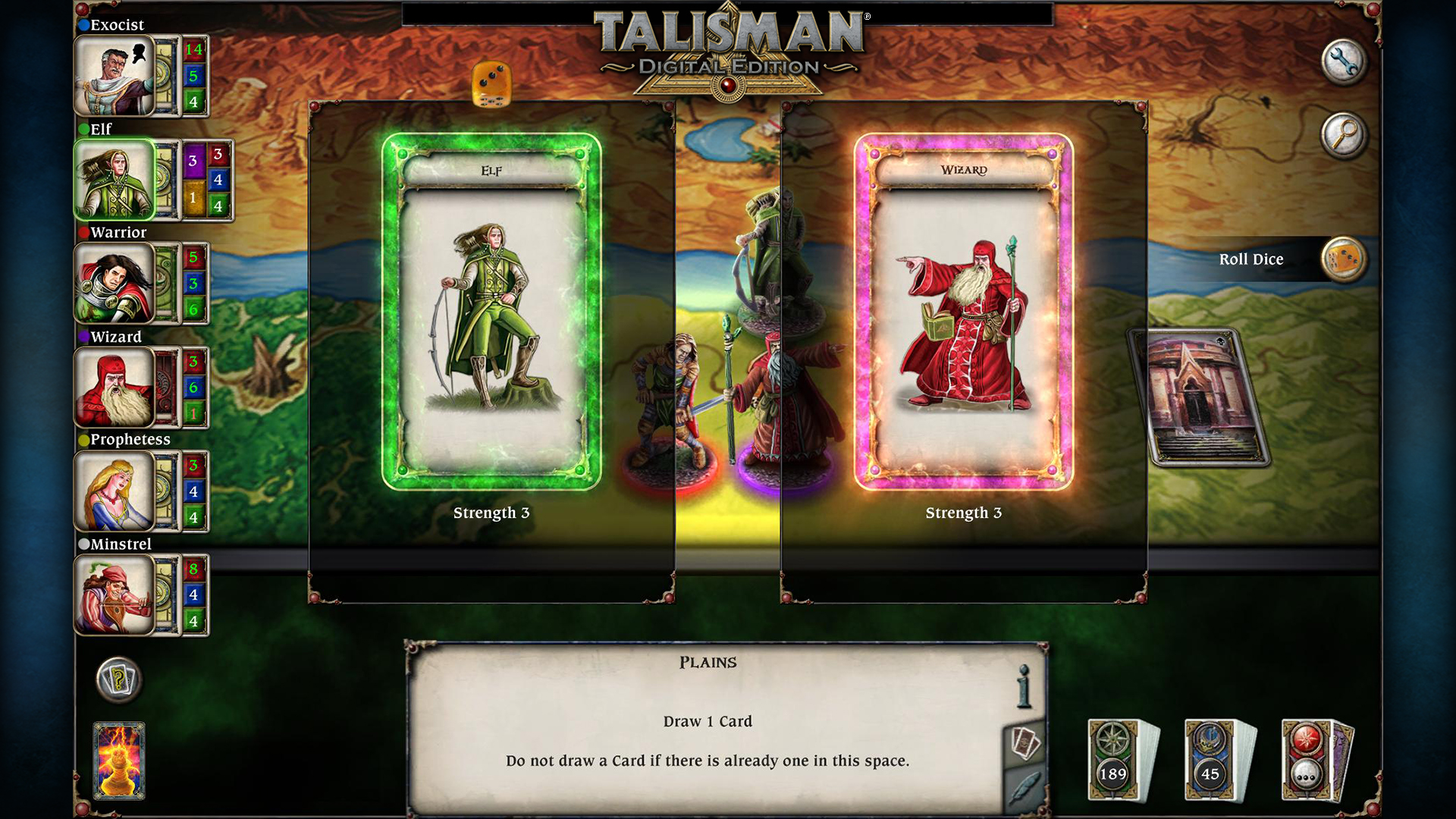 Talisman: Digital Edition Screenshot 1