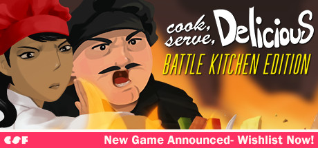 Cook, Serve, Delicious! game image