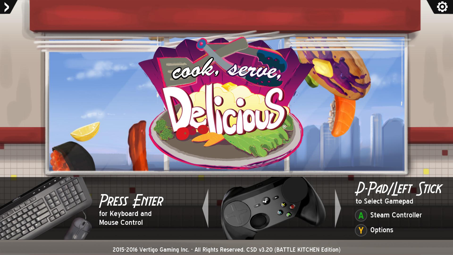 Cook, Serve, Delicious! screenshot