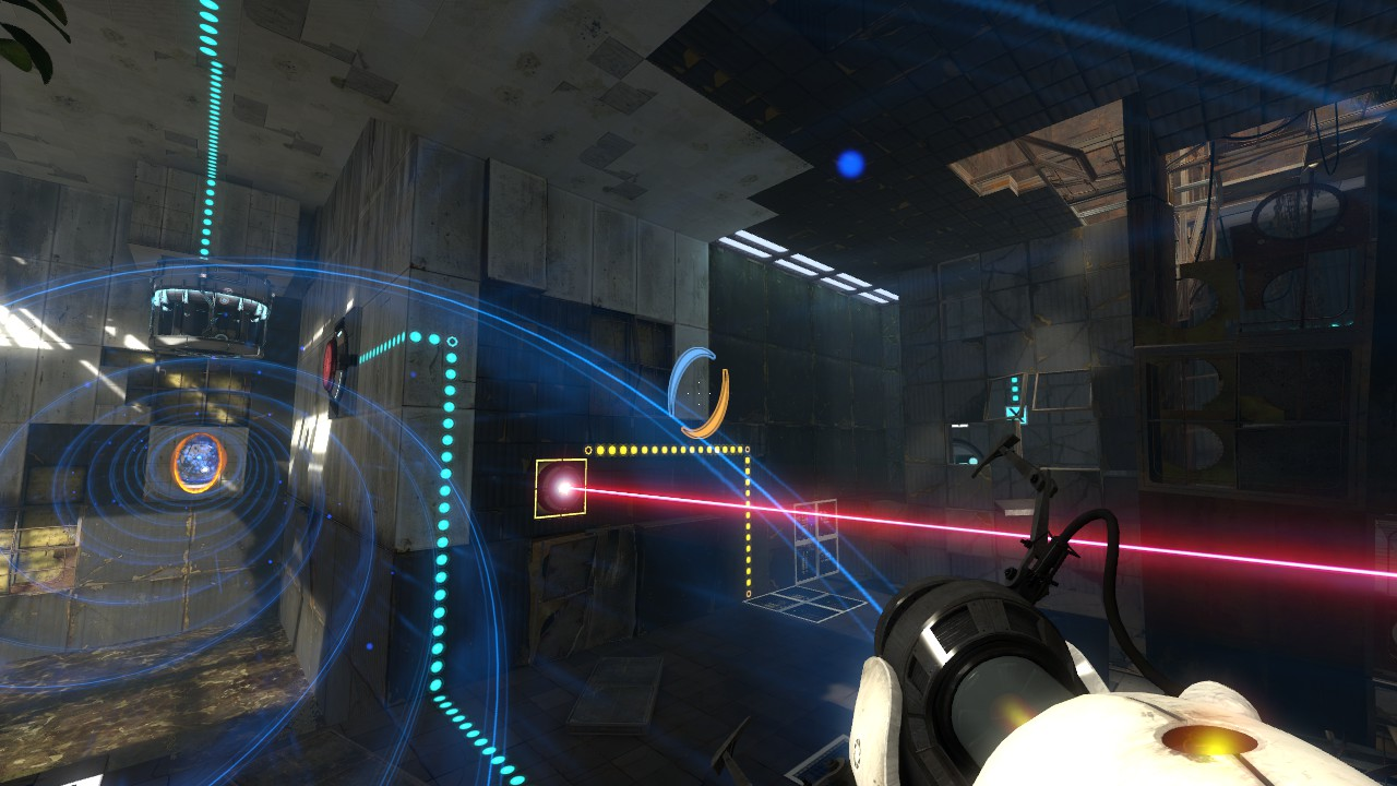 an in depth analysis of the first person puzzle game portal Who killed albert einstein from open data to murder mystery games  depth-first search is  purposes of the analysis of section viii the game starts at the.