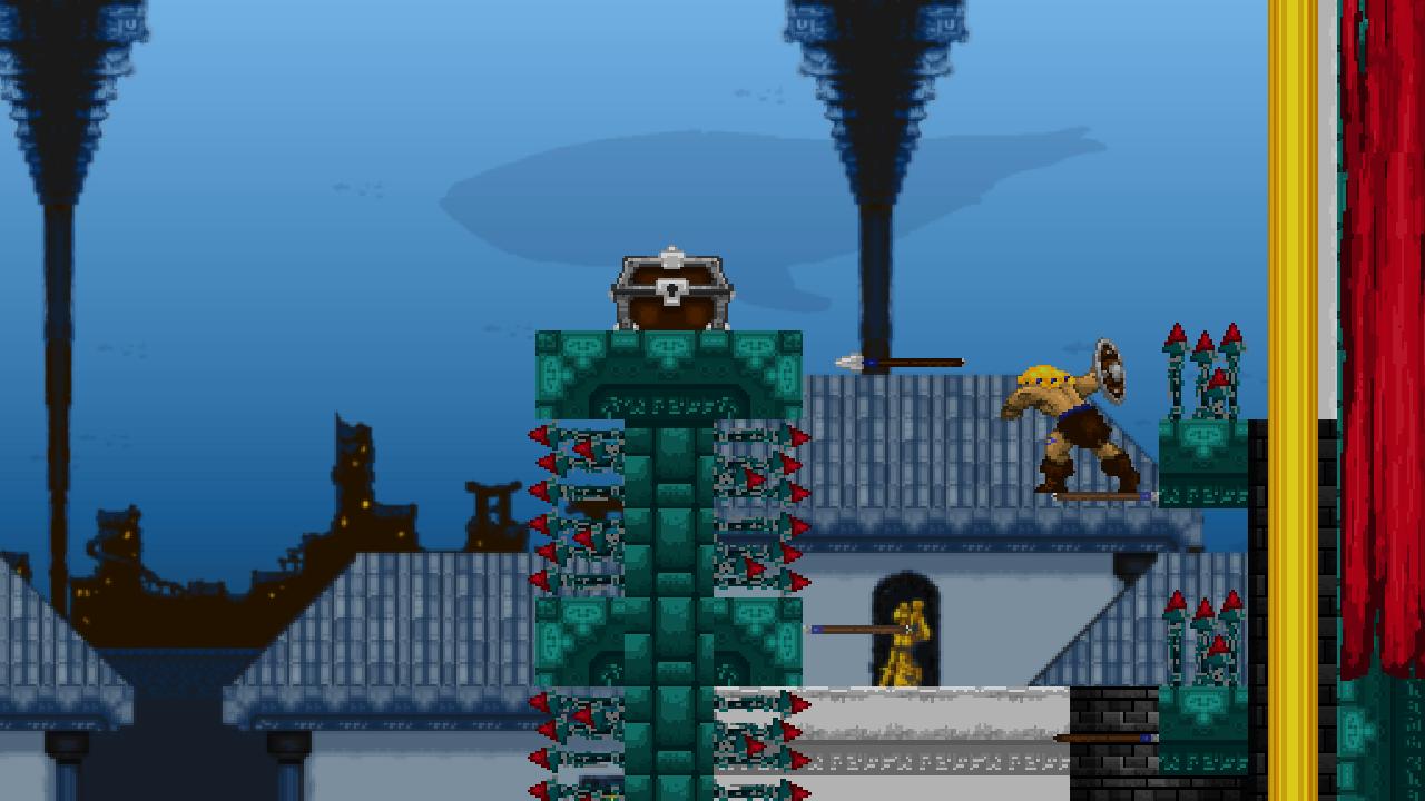 Volgarr the Viking screenshot
