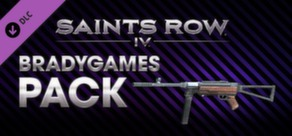 Saints Row IV: Brady Games Pack