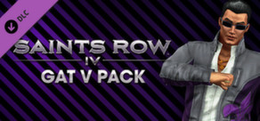Saints Row IV - GAT V Pack