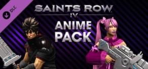 Saints Row IV - Anime Pack