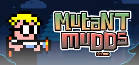[PC] Mutant Mudds Deluxe Header