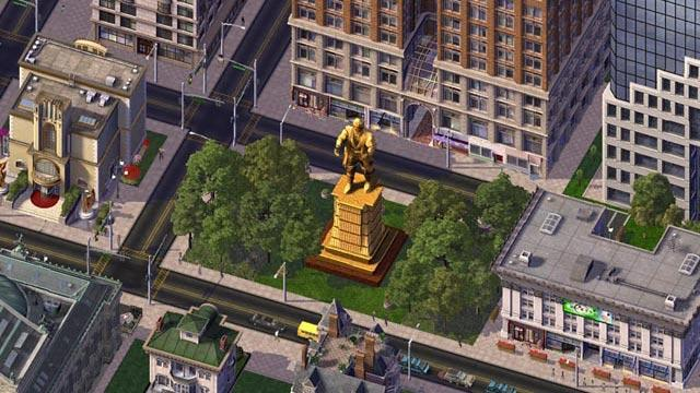 SimCity 4 Deluxe Edition on the Mac App Store