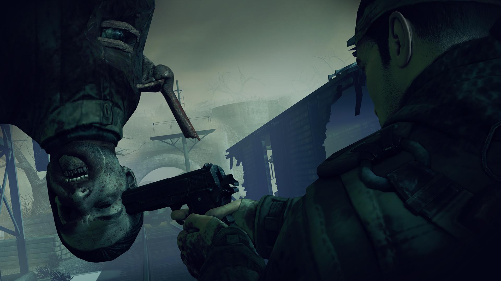 Sniper Elite: Nazi Zombie Army 2 screenshot