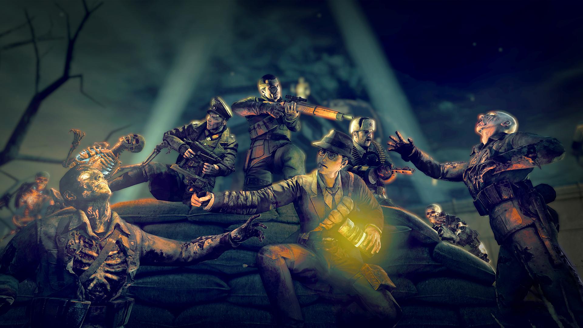 Sniper Elite Anthology [RePack] [2005-2017 Rus Eng]