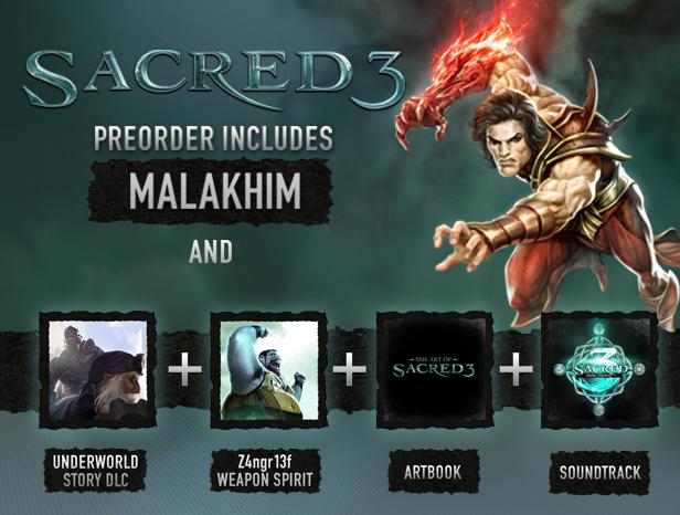 Sacred 3 (2014) PC | Steam-Rip �� R.G. GameWorks