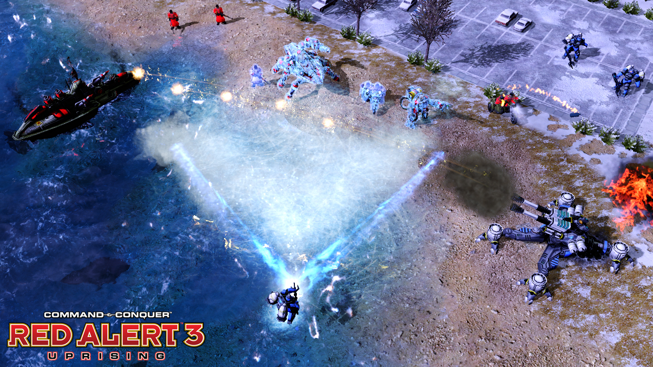 how to download red alert 3 uprising for mac