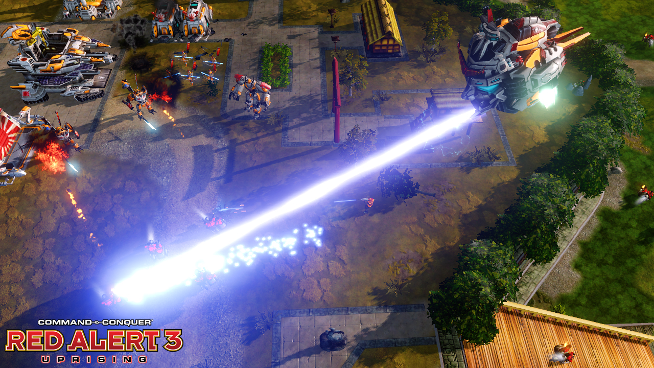 Command & Conquer: Red Alert 3 - Uprising screenshot