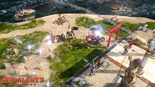 Red Alert 3 Uprising MULTi12-PROPHET « Skidrow & Reloaded ...