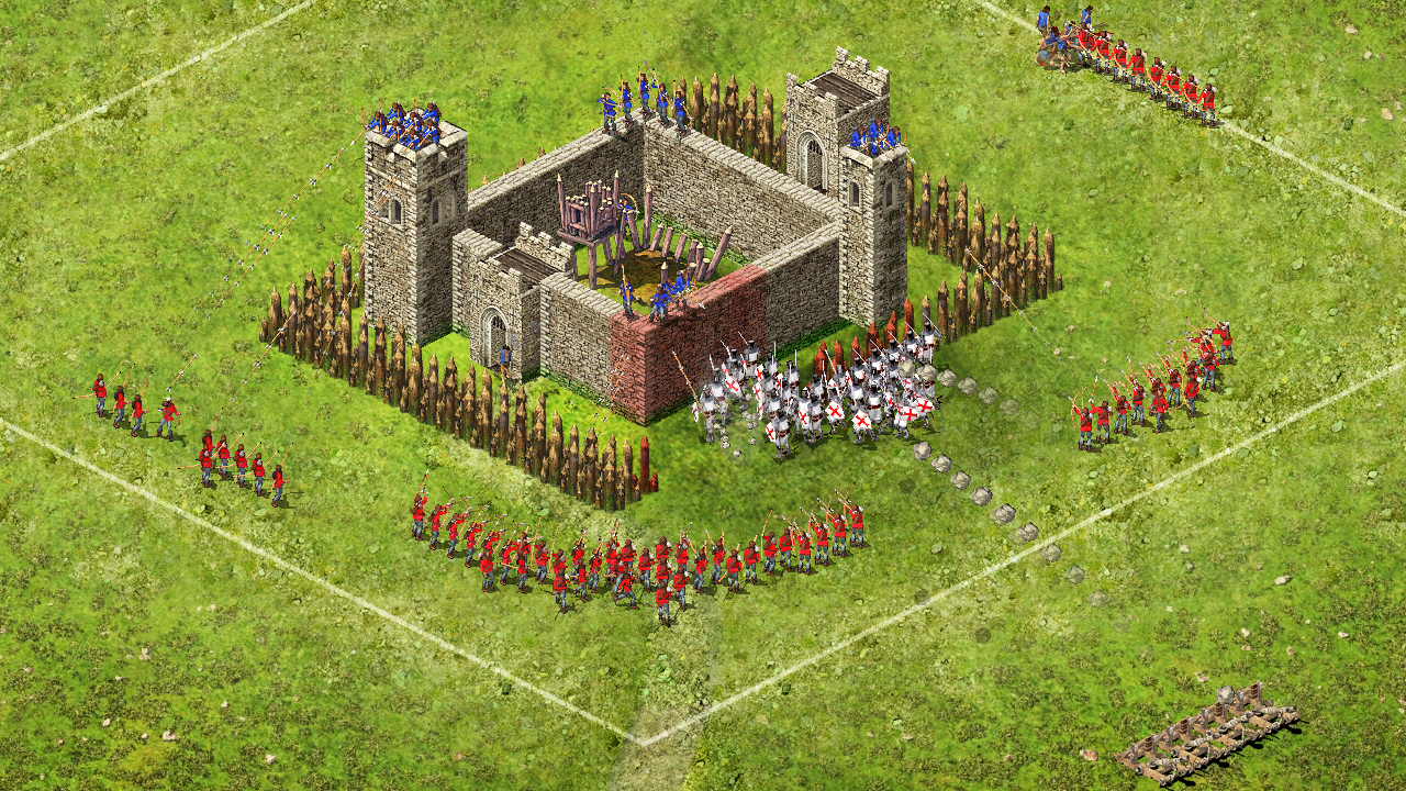 Stronghold Kingdoms Starter Pack screenshot