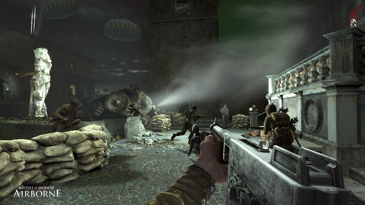 Medal of Honor: Airborne Screenshot 2