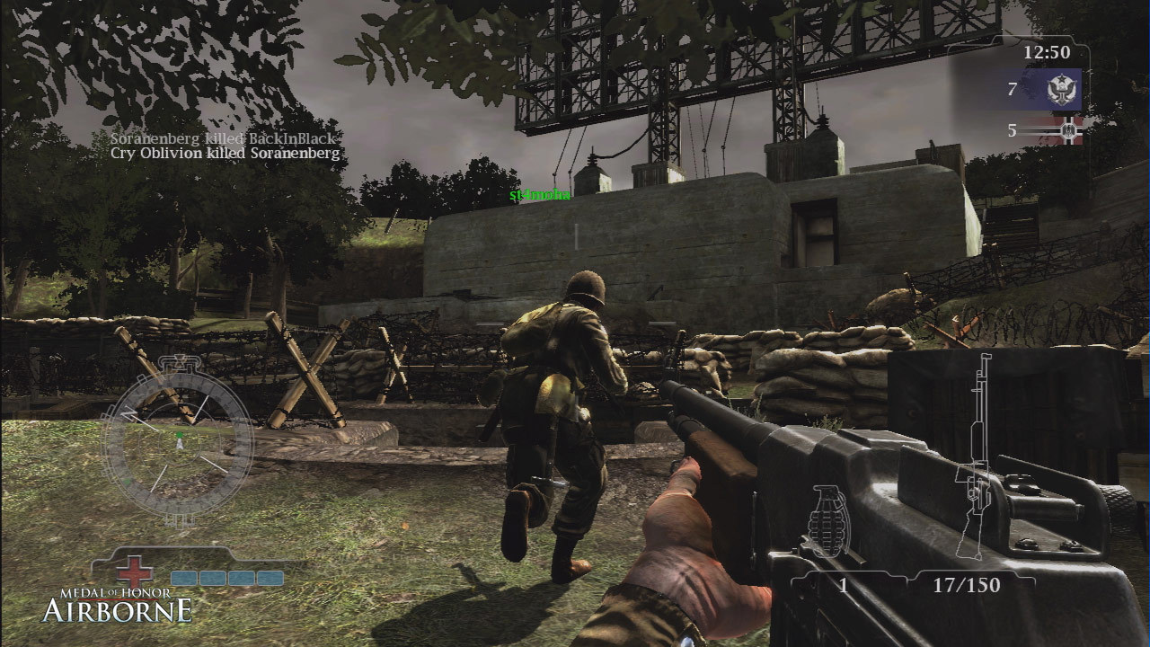 Patch de Medal of Honor : Airborne 12