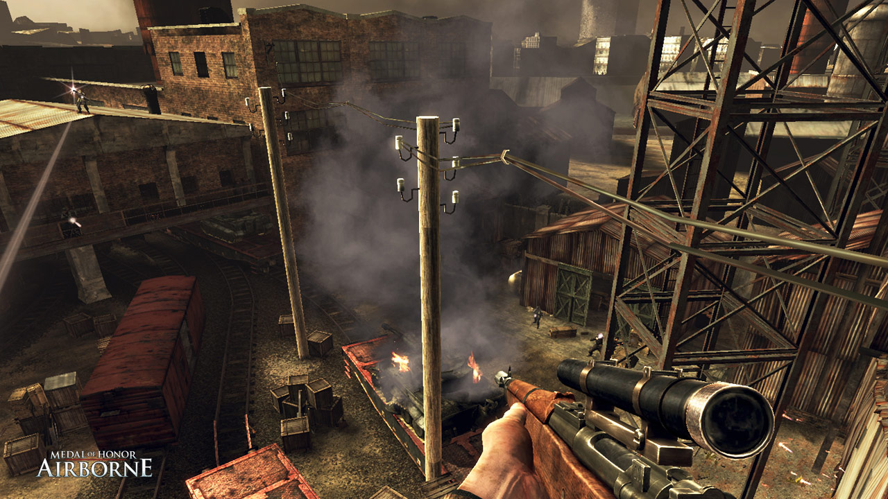 Medal of Honor: Airborne screenshot