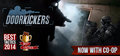 Door Kickers game image