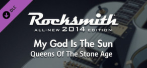 "Rocksmith® 2014 – Queens Of The Stone Age  - ""My God Is The Sun"""