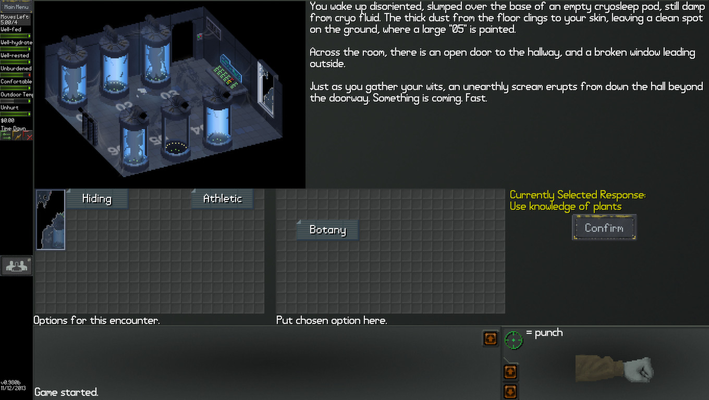 NEO Scavenger screenshot 2