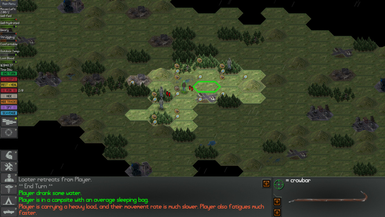 NEO Scavenger screenshot 3