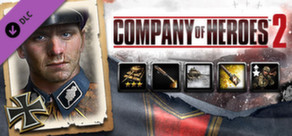 CoH 2 - German Commander: Elite Troops Doctrine