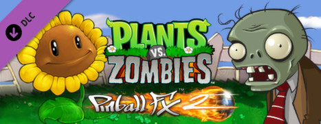 Pinball FX2 - Plants vs. Zombies™ Table
