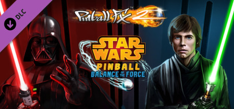 Pinball FX2 - Star Wars™ Pinball: Balance of the Force Pack game image