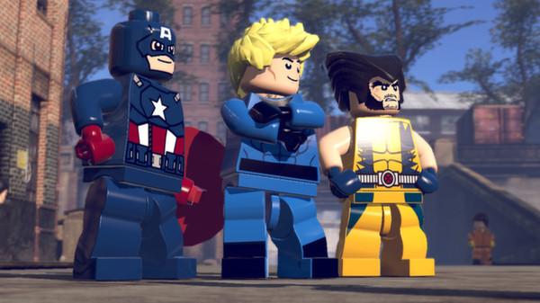 LEGO®Marvel™SuperHeroes スクリーンショット3