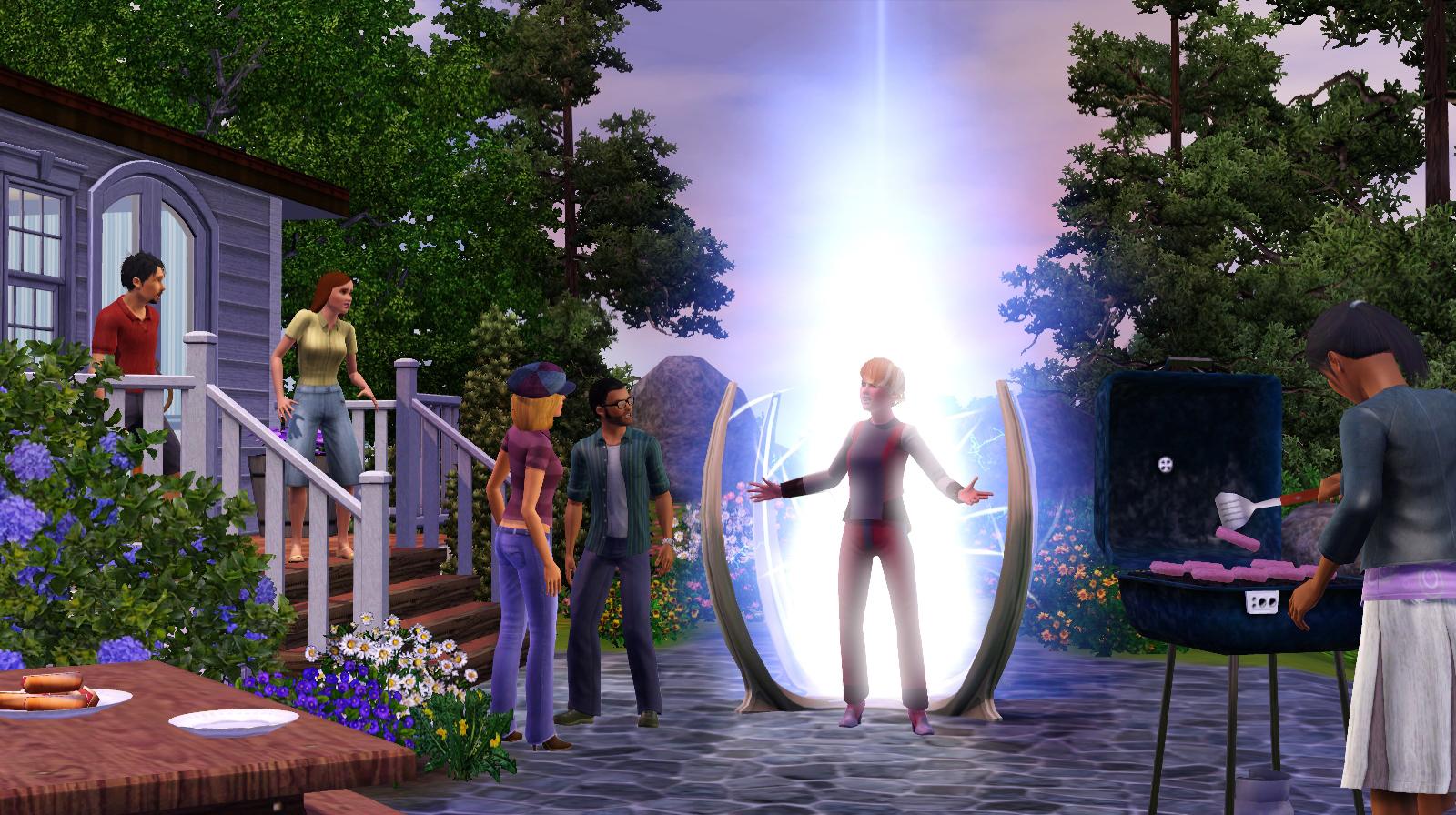 The Sims 3 - Into the Future screenshot