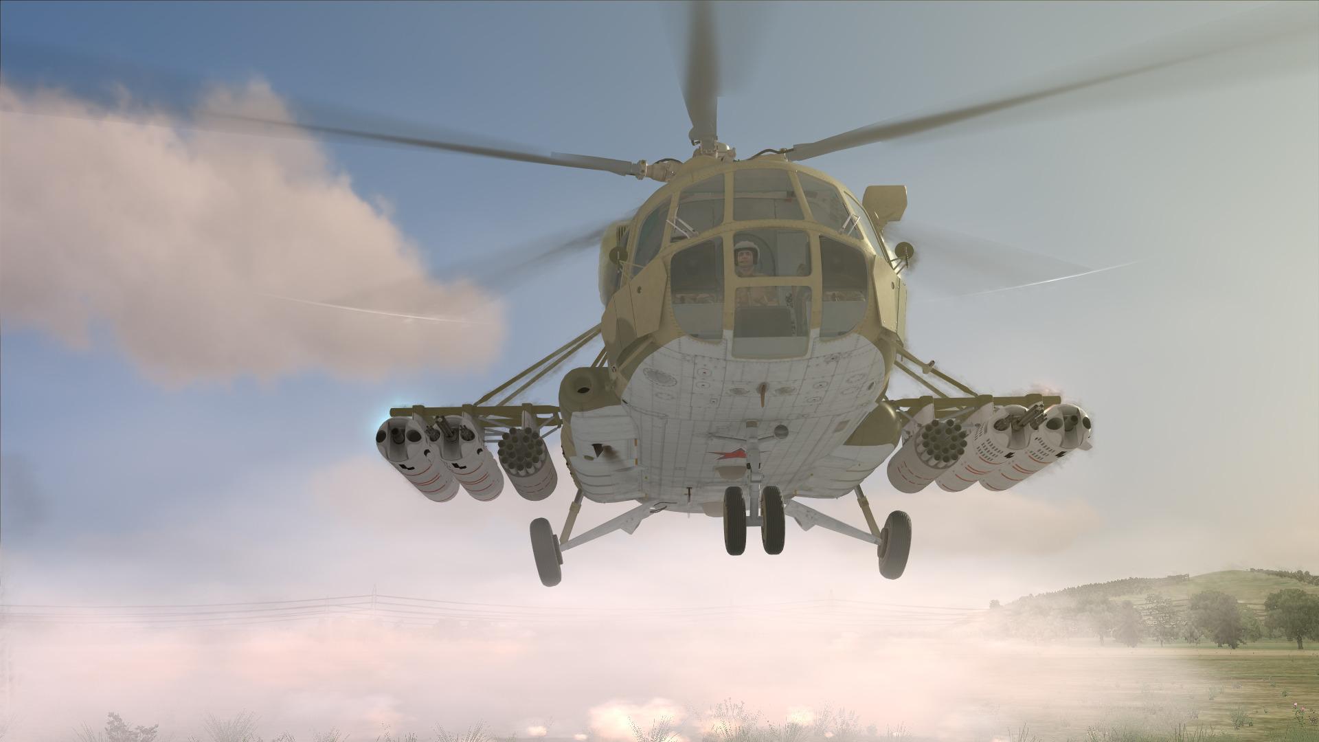 DCS: Mi-8 MTV2 Magnificent Eight screenshot