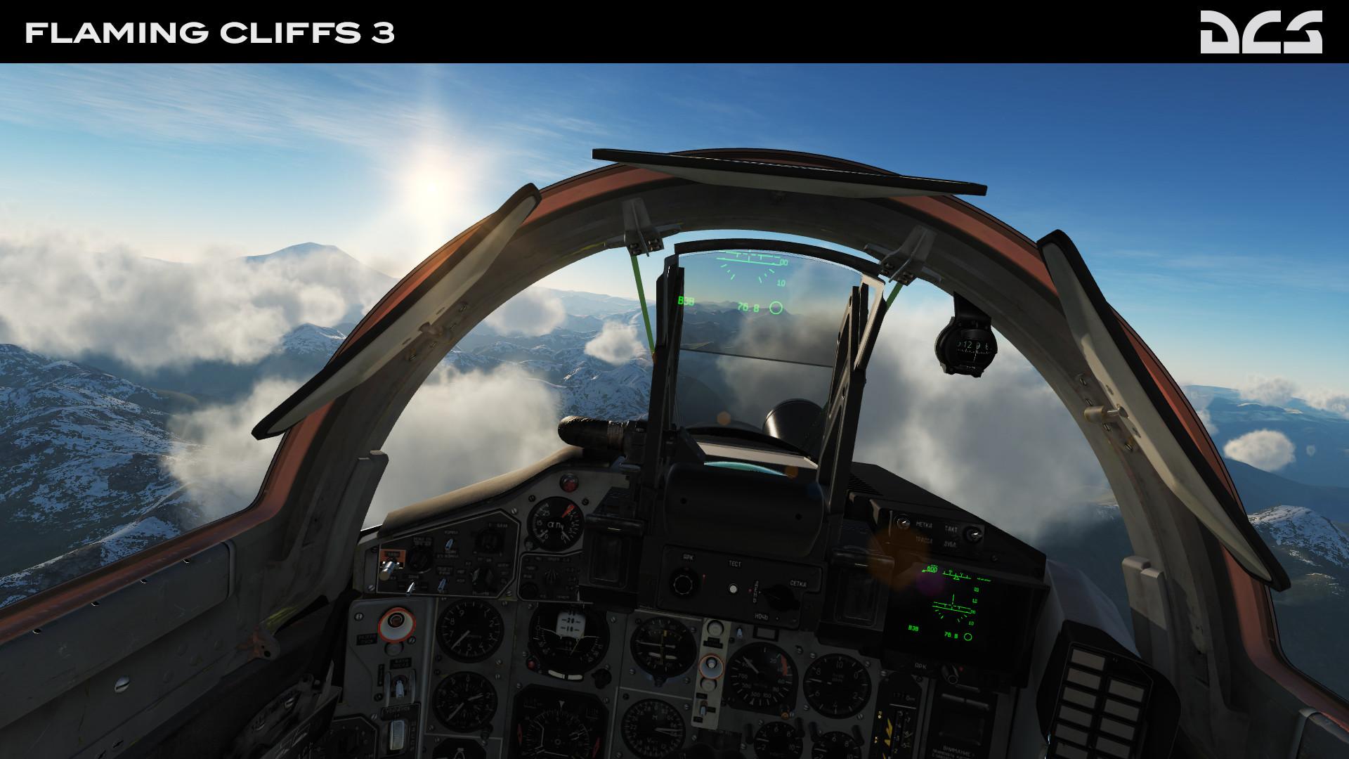 DCS: Flaming Cliffs 3 screenshot