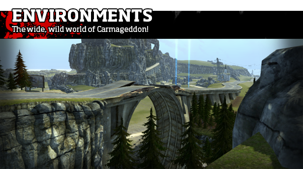 Carmageddon Reincarnation-CODEX Direct Link - Game Screenshot