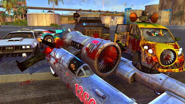 Carmageddon Reincarnation Mechanics